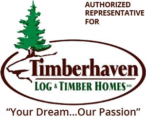 Timberhaven Log & Timber Homes LLC, Logo